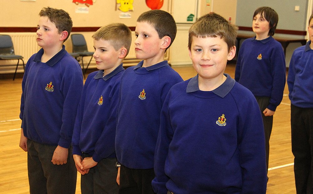 Boys Brigade - Junior Section