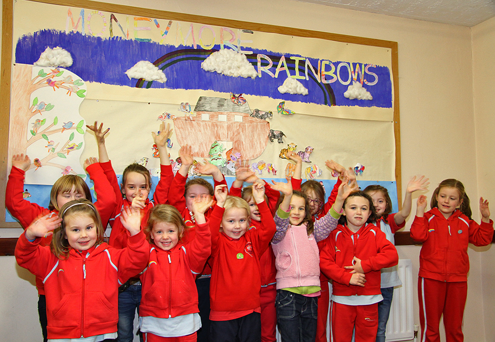 Moneymore Rainbows